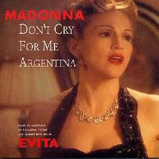 Madonna - Don'T Cry For Me Argentina (5'' Cds - Germany) (1996); Download for $0.36!