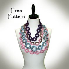 Ravelry: Cirque Jewelry pattern by Deja Jetmir
