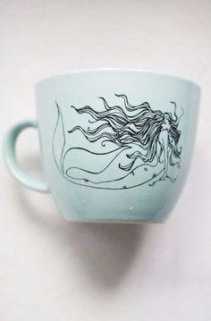 The 10 Mermaid Mug