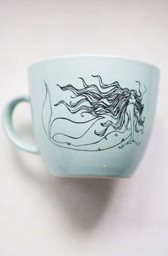 The 10 Mermaid Mug