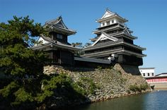 Nakatsu-Jo Castle, Oita Prefecture, Japan