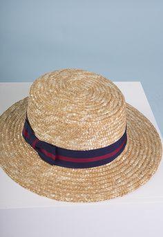 Boater Hat – ShoppingBARE  22 766c0e73232b