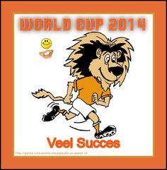 Holland wereldcub 2014