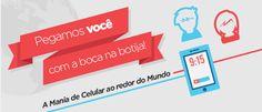 Infográfico: perfil do usuário mobile.