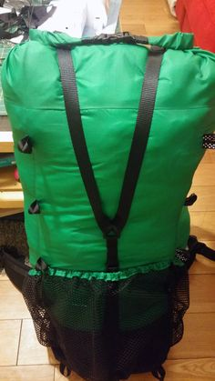 MYOG My Modified Backpack Project - Very long post - Backpacking Light Homemade Backpack, Diy Backpack, Backpacking Light, Make Your Own, Jan 11, Backpacks, Projects, Fashion, Product Design