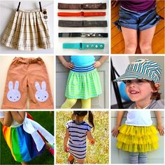 back to school clothes TUTORIALS. I just got a request to make all my daughters school clothes, so here I go
