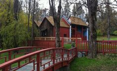 Joss House State Historic Park in Weaverville, Calif. (From: Photos: Coolest Small Towns 2012)