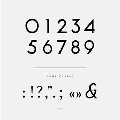 """NOOA - Typeface project November subtle """"mix """" between the classics serif and sans serif fonts for a contemporary use. Free Typeface, Serif Typeface, Sans Serif Fonts, Number Tattoo Fonts, Number Tattoos, Number Fonts Free, Cursive Numbers, Minimal Font, Minimal Tattoo"""