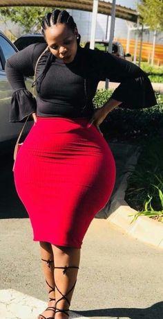 IRON_MAN_COMPLEX Thick Girl Fashion, Curvy Fashion, Curvy Hips, Ebony Girls, Ebony Women, Chubby Ladies, Full Figured Women, Fat Women, Curvy Women