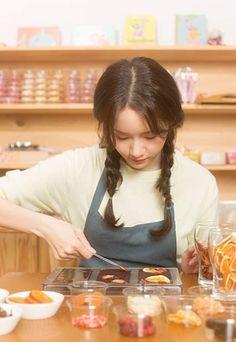 Korean Shows, Im Yoon Ah, Yoona Snsd, Love Rain, Girls Generation, Shinee, Kpop Girls, Ulzzang, Hair Makeup
