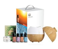 Epoch Experience offers a great introduction into the lore of essential oils, this unique collection comes beautifully packaged in a gift box. Epoch, Anti Aging Skin Care, Aromatherapy, Diffuser, Essential Oils, Hair Beauty, Essentials, Cosmetics, Health