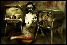 Disturbing Demonic Photography : Bryce Edsall
