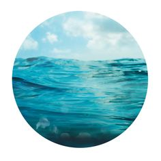 Waves Print - The Market