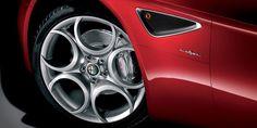 alfa romeo 8c wheels