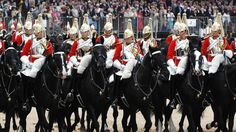 Trooping the Colour: The Queen's Birthday Parade - visitlondon.com Trooping the Colour dates back to the 17th century but has since 1953 been associated with the Queen's birthday in June. Book your stay at The Queens Gate Hotel, just a stone's throw away from the festivities! http://www.thequeensgatehotel.com/en/index.html