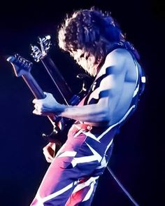 Rock Star Outfit, Hes Gone, Eddie Van Halen, Guitar Players, My Passion, Mtv, Rock N Roll, My Music, Guitars