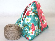 Pyramid Knitting Bag Pattern : Project Bags on Pinterest 32 Pins