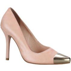 Scarpin Bottero Cap Toe #Shoes #CapToe #Scarpin