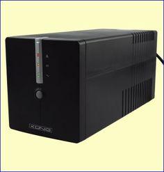 Deze uninterruptible power supply CMP-UPS1000VAL heeft een ingebouwde accu en spanningsomvormer die u tien minuten de tijd geeft om uw bestanden op te slaan en uw computer correct af te sluiten tijdens een stroomstoring. Met de meegeleverde bewakingssoftware ViewPower kunt u uw UPS beheren en de status hiervan bekijken op uw computerscherm. http://www.vego.nl/accu/cmp-ups1000val/cmp-ups1000val.htm