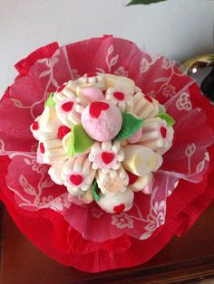 Bouquet di marshmallows!