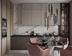 New project Flat on Officerski! A small apartment in St. Petersburg for a young girl. Apartment Projects, Apartment Design, Luxury Apartments, Small Apartments, Open Kitchen Interior, Gray Interior, Interior Design, Kitchen Design, Kitchen Decor