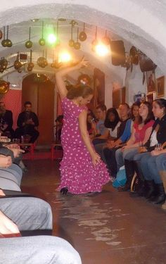 Flamenco dancer, Granada