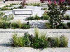Entre place et jardin – Agence Babylone