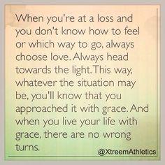 Always choose #love