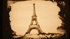 Sand Drawing, Sand Art, Tower, Drawings, Building, Travel, Voyage, Lathe, Buildings