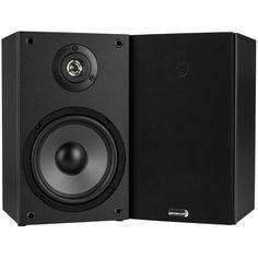 "Sale Price $33.00 Dayton Audio B652 6-1/2"" 2-Way Bookshelf Speaker Pair"