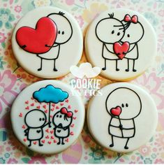 Love biscuits  Pinterest | https://pinterest.com/elcocinillas/