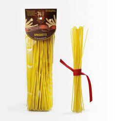 #spagnetti, #pasta di gragnano, ed il suo nuovo #packaging. Progetto per la nuova linea di prodotti @Rian eccellenze alimentari italiane, realizzato dallo #studio grafico @Lagartixa Design