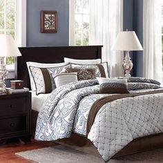 7-Piece Crosby Comforter Set