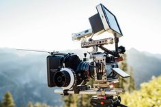 Love this Rigged up Sony A7SII  Tilta - Lovely Photo by @danewmTag a filmmaker