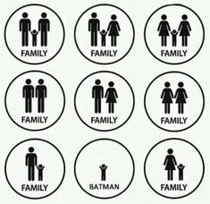 Childfree couples are families too. I hate when people ask if I have a family-of course I do!
