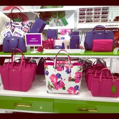 2016 Kate Spade ♠️ SPRING Collection IS HERE ✨♠️ IT'S HERE: 2016 Spring Kate Spade Spring Collection NWTs • We have 20 different items to list... grab it quick as the stores are selling out & they don't know what they will be getting back in... Especially the Lady Bugs • Let us know what you want us to personally shop for! • Also, Do you want about any new arrivals throughout the year? Tag yourself here or Like the Listing to stay informed! ♠️✨ kate spade Accessories