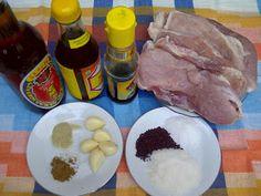 Buku Resep Emak: Babi Panggang Merah aka Pork Carsiew BBQ Bbq, Pork, Meat, Barbecue, Pork Roulade, Barbacoa, Pigs, Pork Chops