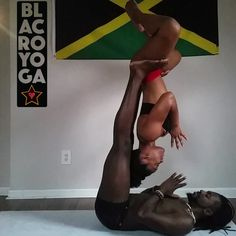 "iamjacofalltrades: "" Blacroyoga for Blackout """