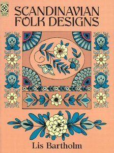 "Amazon.com: Scandinavian Folk Designs   [SCANDINAVIAN FOLK DESIGNS] [Paperback]: Lis""(Author) Bartholm: Books"