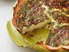 Potato-Crusted Quiche