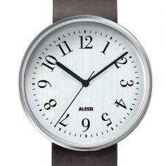 Alessi watch designed by Achille Castiglioni  £90.00