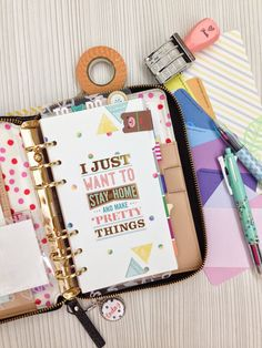 Happiness is Scrappy: Planner | Feeling A Little Overwhelmed + Studio L2E Discount Coupon