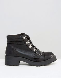 Buy ASOS ANDRO Chunky Hiker Boots at ASOS. With free delivery and return options (Ts&Cs apply), online shopping has never been so easy. Get the latest trends with ASOS now. Hiking Boots, Fashion Online, Asos, Cute Outfits, Winter, Shoe, Walking Boots, Cute Clothes, Cute Dresses