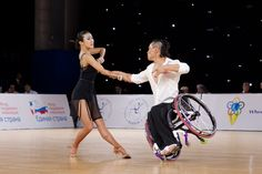 Image result for dancing in a wheelchair