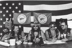 A Timeline of The Hells Angels