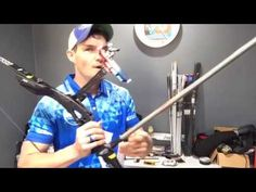 Setup and Tuning of Win&Win TFT riser and NS Limbs with Jake Kaminski live - YouTube