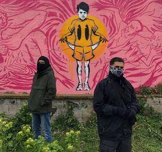 Dünyanın Bütün Mutsuzları Birleşin! • Bigumigu Graffiti, Fictional Characters, Art, Art Background, Kunst, Performing Arts, Fantasy Characters, Graffiti Artwork, Art Education Resources