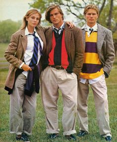 How ralph lauren sold the american dream ivy style, preppy style, preppy bo Ralph Lauren Style, Polo Ralph Lauren, Estilo Ivy, Outfits Hipster, Preppy Outfits, Preppy Mode, Rowing Blazers, Rugby Shirts, Estilo Preppy