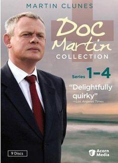 Doc Martin..Martin Clunes...so very good ...always remember him in Men Behaving Badly