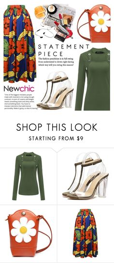 """Newchic"" by helenevlacho ❤ liked on Polyvore featuring AIAIAI"